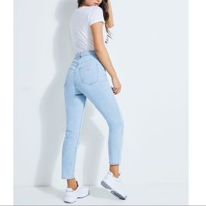 GUESS Super High-Rise 90's Skinny Jeans